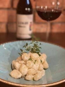 Gnocchi ai tre formaggi Piemontesi