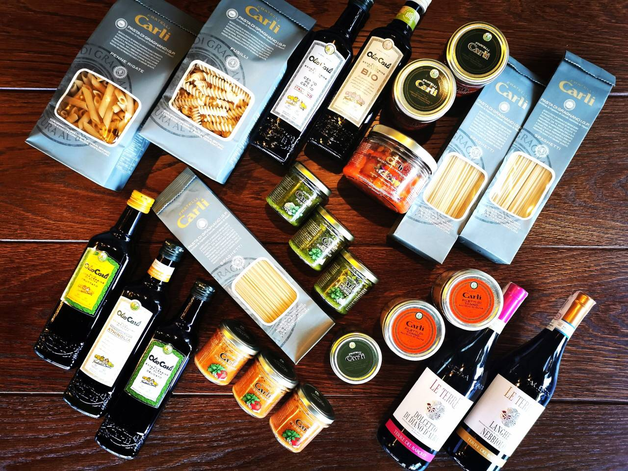 Wielka rodzina w imię wina - Terre del Barolo